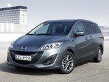 Pictures of Mazda5 Edition 40 (CW) 2012