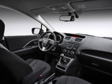 Pictures of Mazda5 Spring Edition (CW) 2013