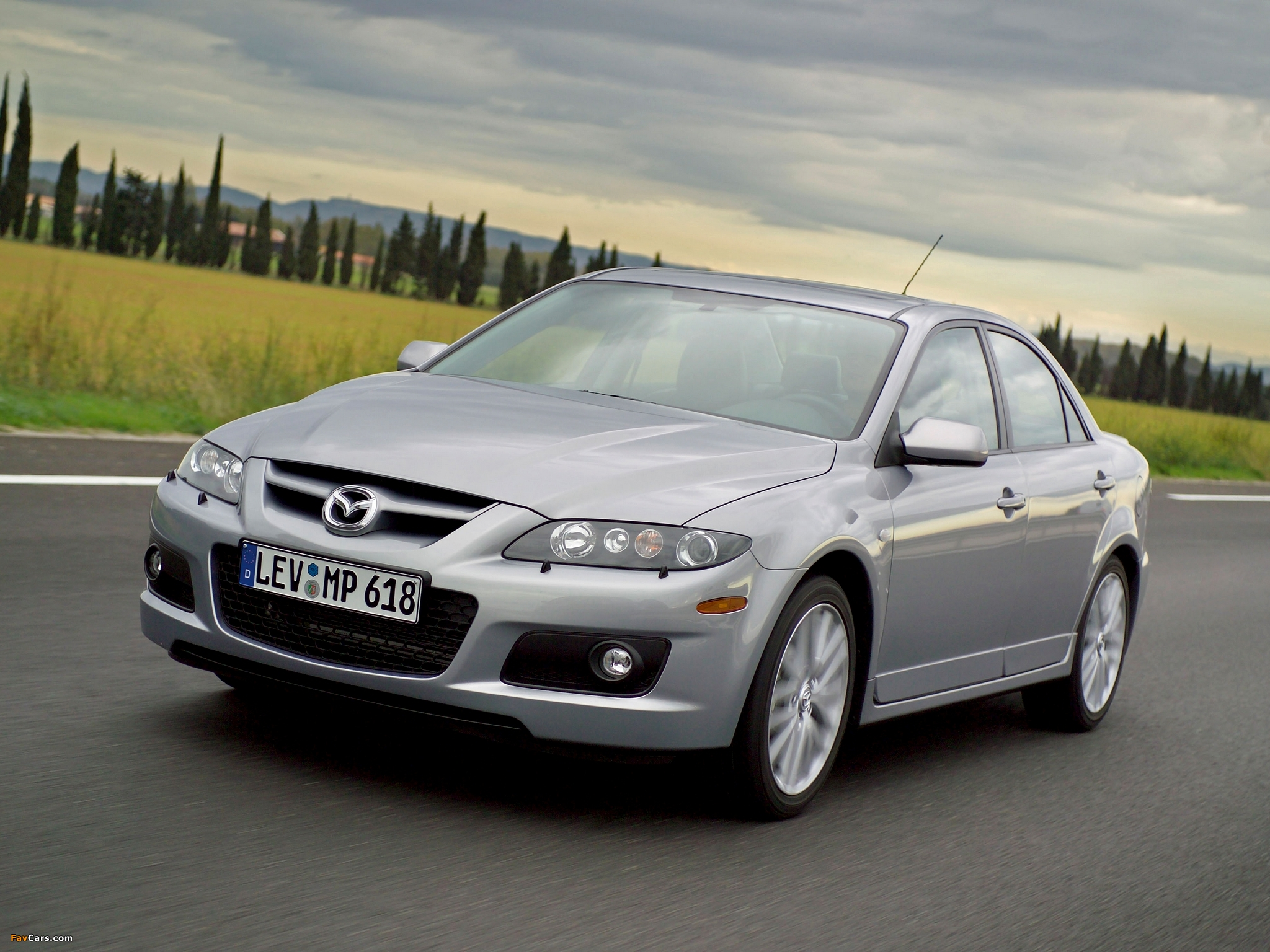 What Is Mps >> Images of Mazda 6 MPS 2004–07 (2048x1536)