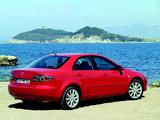 Images of Mazda6 Sedan (GG) 2005–07