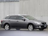 Images of Mazda6 Wagon AU-spec (GH) 2007–10