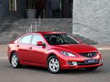 Images of Mazda6 Sedan ZA-spec (GH) 2007–10