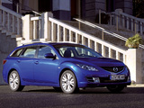 Images of Mazda6 Wagon (GH) 2007–10