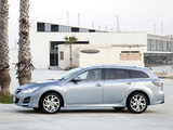 Images of Mazda6 Wagon (GH) 2010–12