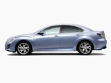 Images of Mazda6 Sedan (GH) 2010–12