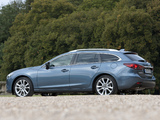 Images of Mazda6 Wagon (GJ) 2013