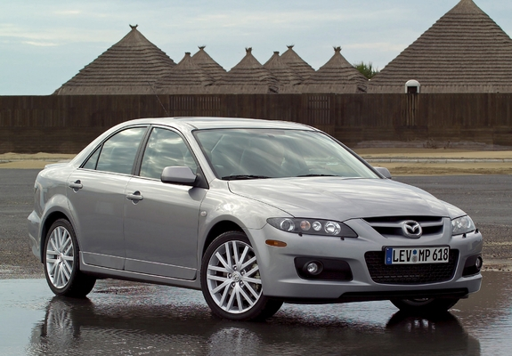 Mazda 6 Mps 200407 Images