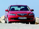 Mazda6 Sedan (GG) 2005–07 images