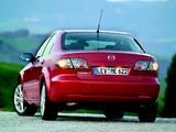 Mazda6 Sedan (GG) 2005–07 photos