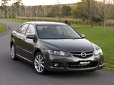 Mazda6 Sport Hatchback AU-spec (GG) 2005–07 photos