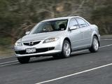 Mazda6 Sedan AU-spec (GG) 2005–07 pictures