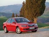 Mazda6 Sedan (GG) 2005–07 pictures