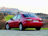 Mazda6 Sedan (GG) 2005–07 wallpapers