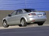 Mazda6 Sedan AU-spec (GG) 2005–07 wallpapers
