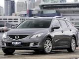 Mazda6 Wagon AU-spec (GH) 2007–10 images
