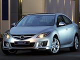 Mazda6 Sedan ZA-spec (GH) 2007–10 images