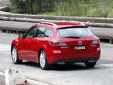 Mazda6 Wagon AU-spec (GH) 2007–10 wallpapers