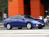 Mazda6 Hatchback AU-spec (GH) 2007–10 wallpapers