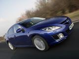 Mazda6 Hatchback UK-spec (GH) 2007–10 wallpapers