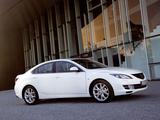 Mazda 6 Sedan 2008–10 images