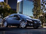 Mazda6 V6 US-spec (GH) 2008–12 images
