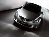Mazda 6 Hatchback 2008–10 images