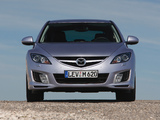 Mazda 6 Hatchback 2008–10 photos