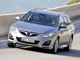 Mazda6 Wagon (GH) 2010–12 images