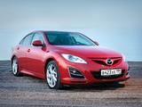 Mazda6 Sedan (GH) 2010–12 images