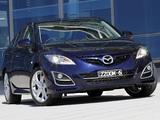 Mazda 6 Hatchback AU-spec 2010 images