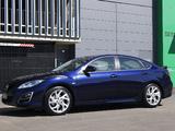 Mazda 6 Hatchback AU-spec 2010 photos