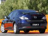 Mazda 6 Hatchback AU-spec 2010 pictures