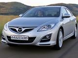 Mazda6 Sedan ZA-spec (GH) 2010–12 pictures