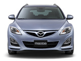Mazda6 Wagon (GH) 2010–12 pictures