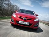 Mazda6 Sedan (GH) 2010–12 pictures