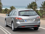 Mazda 6 Wagon Edition 125 2011 photos