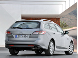 Mazda 6 Wagon Edition 125 2011 pictures