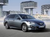 Mazda 6 Edition 40 Wagon (GH) 2012 images