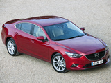 Mazda6 Sedan (GJ) 2012 images