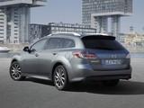 Mazda 6 Edition 40 Wagon (GH) 2012 photos