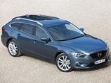 Mazda6 Wagon (GJ) 2013 images