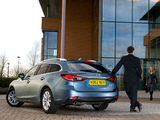 Mazda6 Wagon UK-spec (GJ) 2013 images