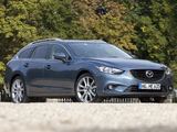 Mazda6 Wagon (GJ) 2013 photos