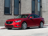 Mazda6 US-spec (GJ) 2013 photos