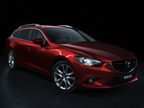 Mazda6 Wagon (GJ) 2013 pictures