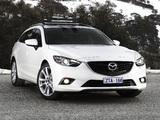 Mazda6 Wagon AU-spec (GJ) 2013 pictures