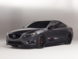 Mazda Club Sport 6 Concept (GJ) 2013 pictures