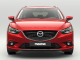 Mazda6 Wagon (GJ) 2013 wallpapers