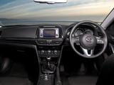 Mazda6 Wagon UK-spec (GJ) 2013 wallpapers