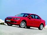 Photos of Mazda6 Sedan (GG) 2005–07